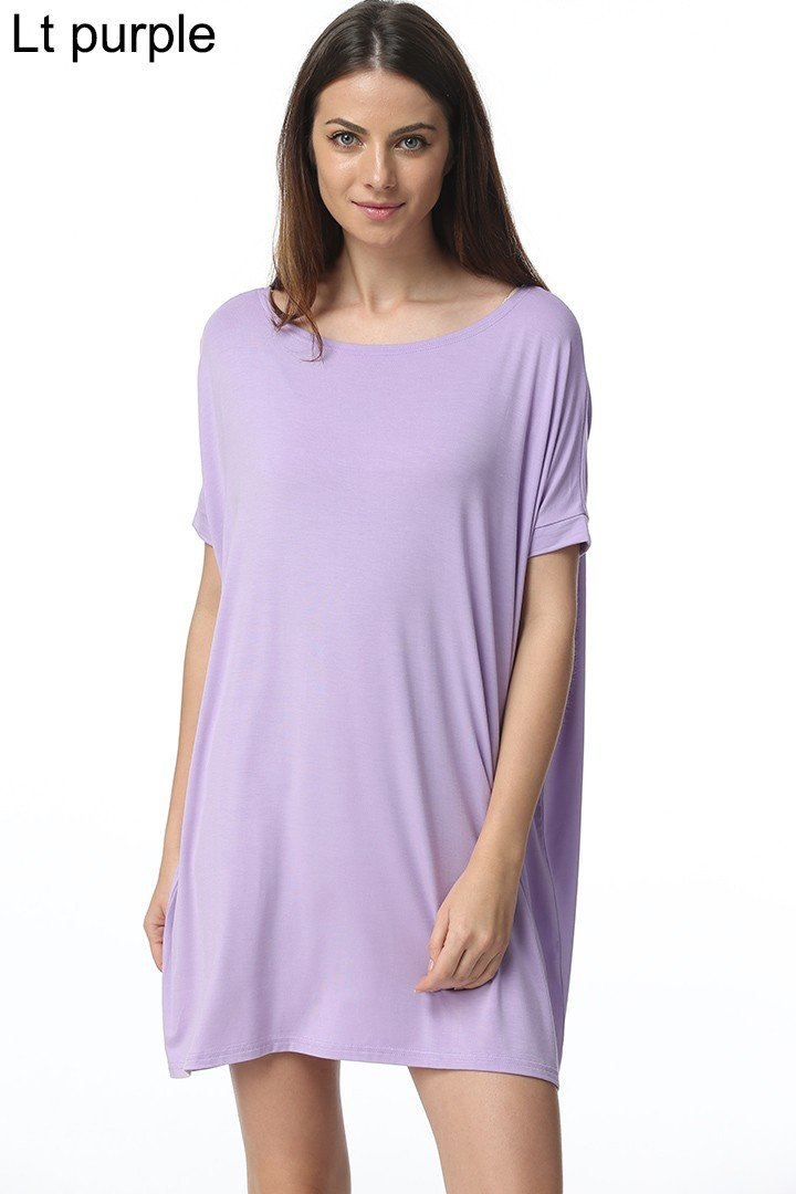 Bamboo Short Sleeve Tunic (5 Pack) - TPP2297