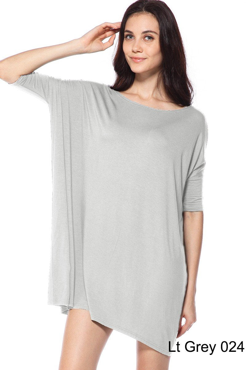 Bamboo Half Sleeve Tunic (6 Pack) - TPP2375