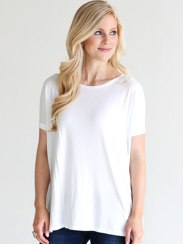 Bamboo Short Sleeve Top (6 Pack) - TPP2195001