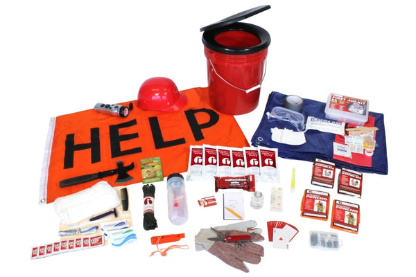 Earthquake Disaster Kit - Survival Kit - TrueSurvivalKit.com