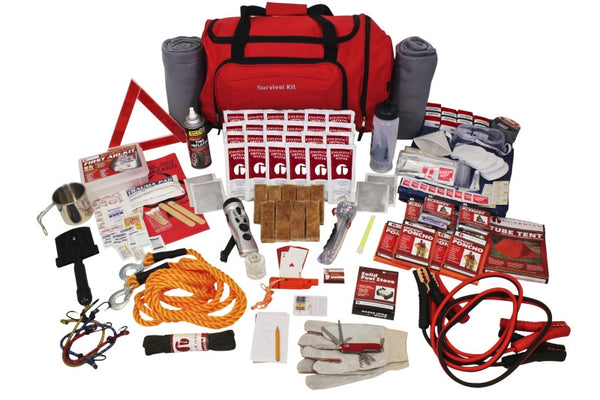 Family Road Guardian Auto Kit - Survival Kit - TrueSurvivalKit.com