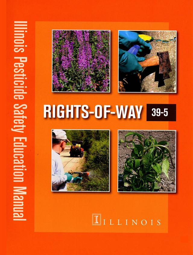 SP39-5 - Illinois Pesticide Applicator Training Manual: Rights-of-Way