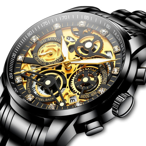 Multi-Setting Luxury Sport watch