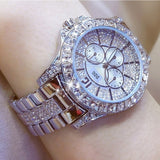 Women Crystal Watch