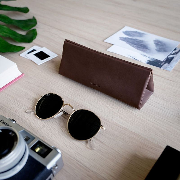 LAA172 Snap eyeglasses case