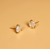 「order」18k baroque pearl pierce p168
