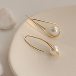 pearl swing gold pierce p088