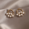 pearl flower pierce p041