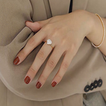 「order」baroque pearl ring r001