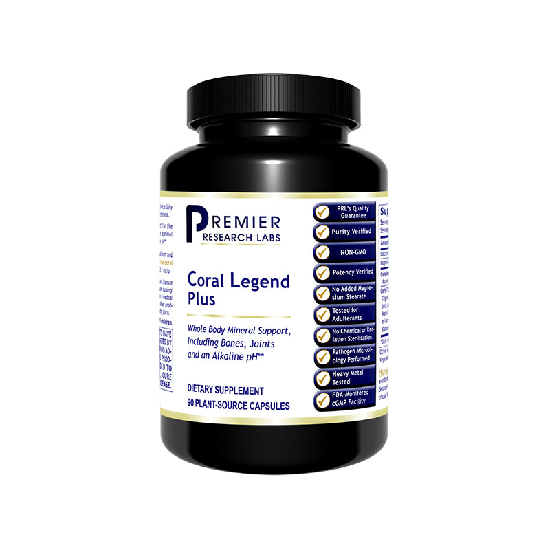Premier Research Labs Coral Legend Plus Dietary Supplement