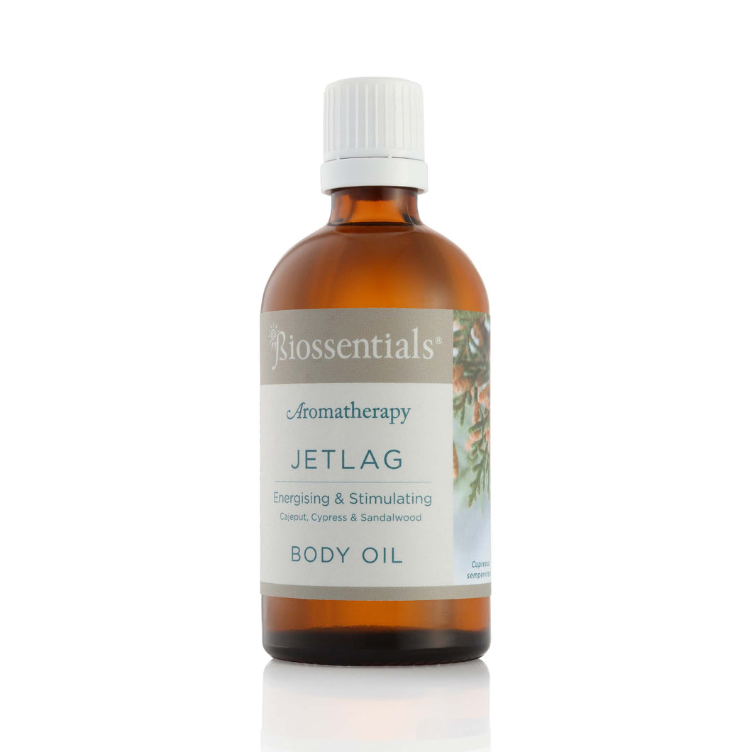 Biossentials Body & Massage Oil - Jetlag