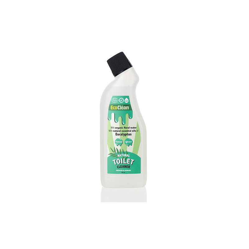 Eco Clean Natural Toilet Cleaner Eucalyptus 天然桉樹潔廁液 (750ml)