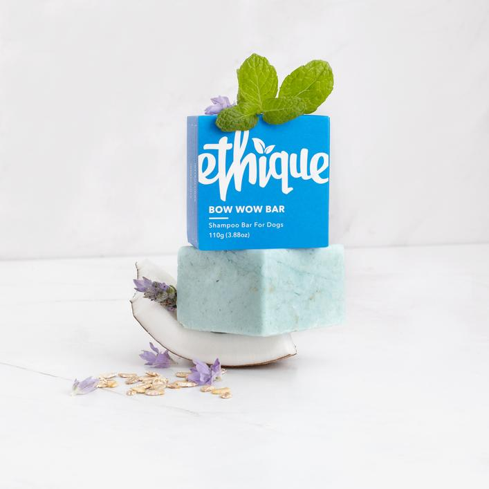 Ethique Pet Care - Bow Wow Shampoo Bar for Dogs 寵愛潔淨狗隻沐浴芭