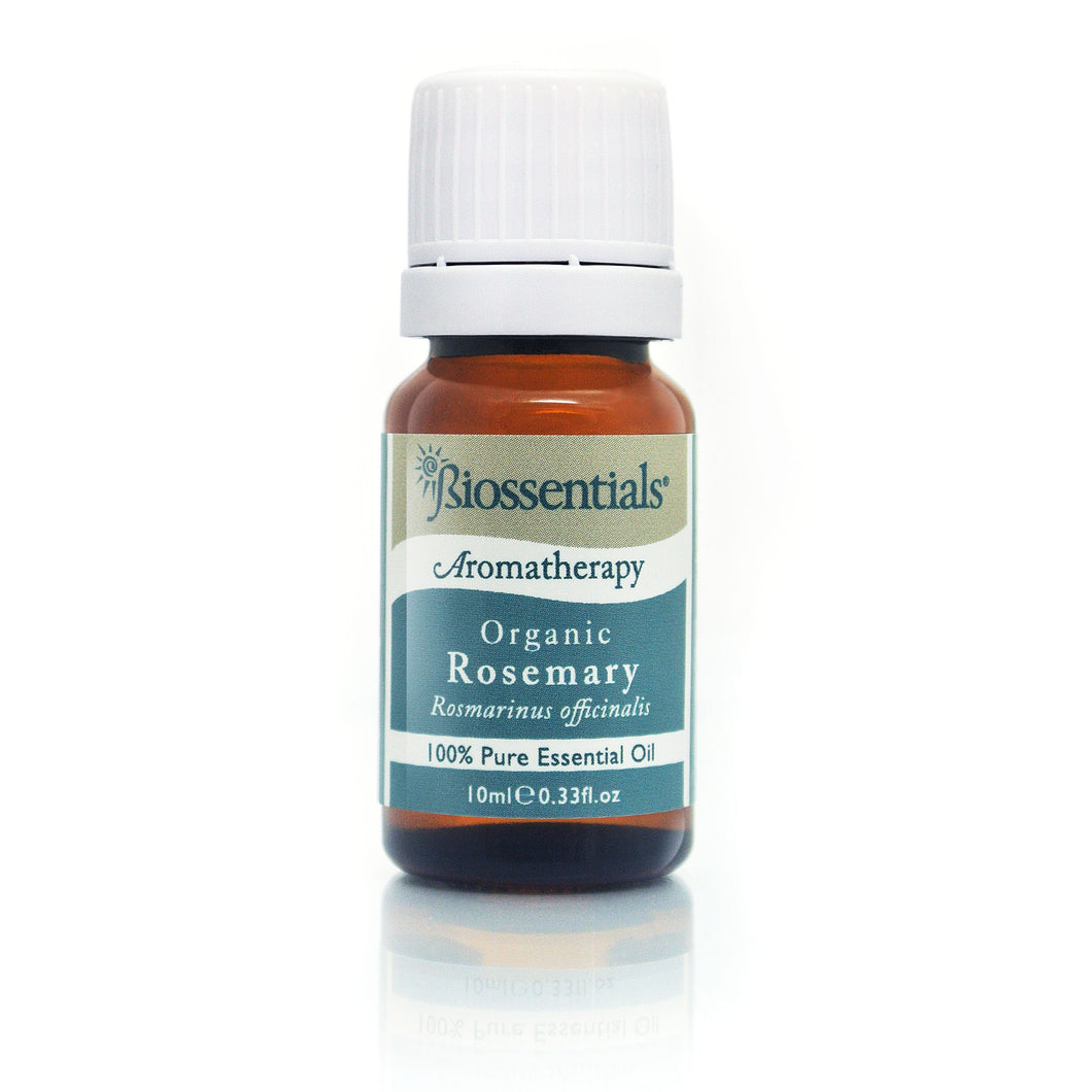 Biossentials 100% Pure Essential Oil - Organic Rosemary