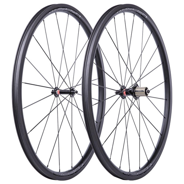 Carbon Clincher Climbing Wheels