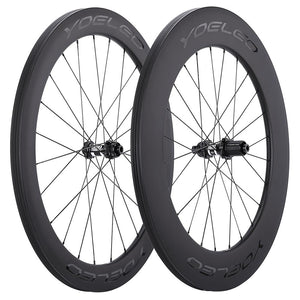 Deep Rim Carbon Wheels