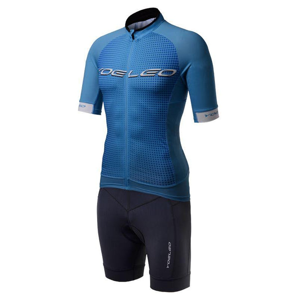 Yoeleo Men's Short Cycling Suit - YOELEO