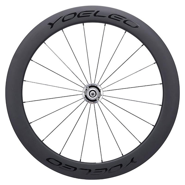 Carbon Fixed Gear Wheelset