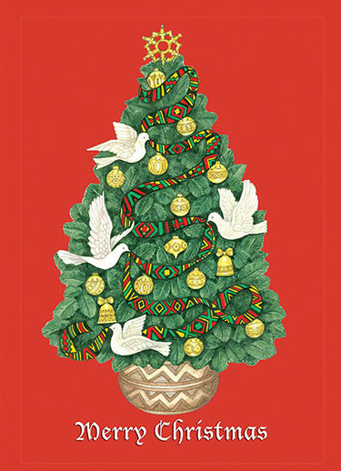 Merry Christmas Tree by Carole Joy Creations - Beloved Gift Shop