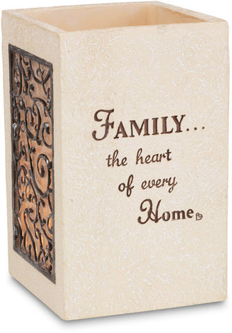 Family Candle Holder by Comfort To Go - Beloved Gift Shop