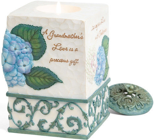 Grandmother Candle Holder
