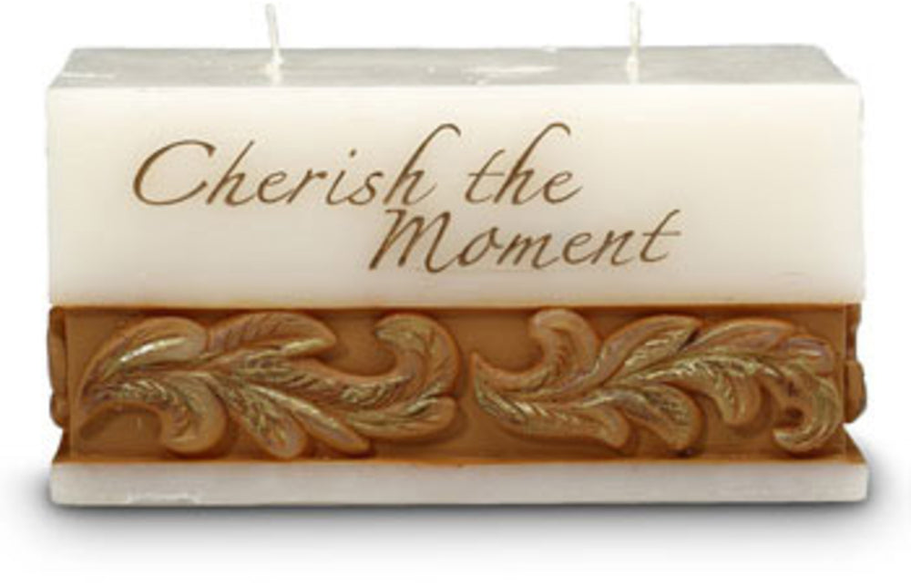 Cherish the Moment Candle
