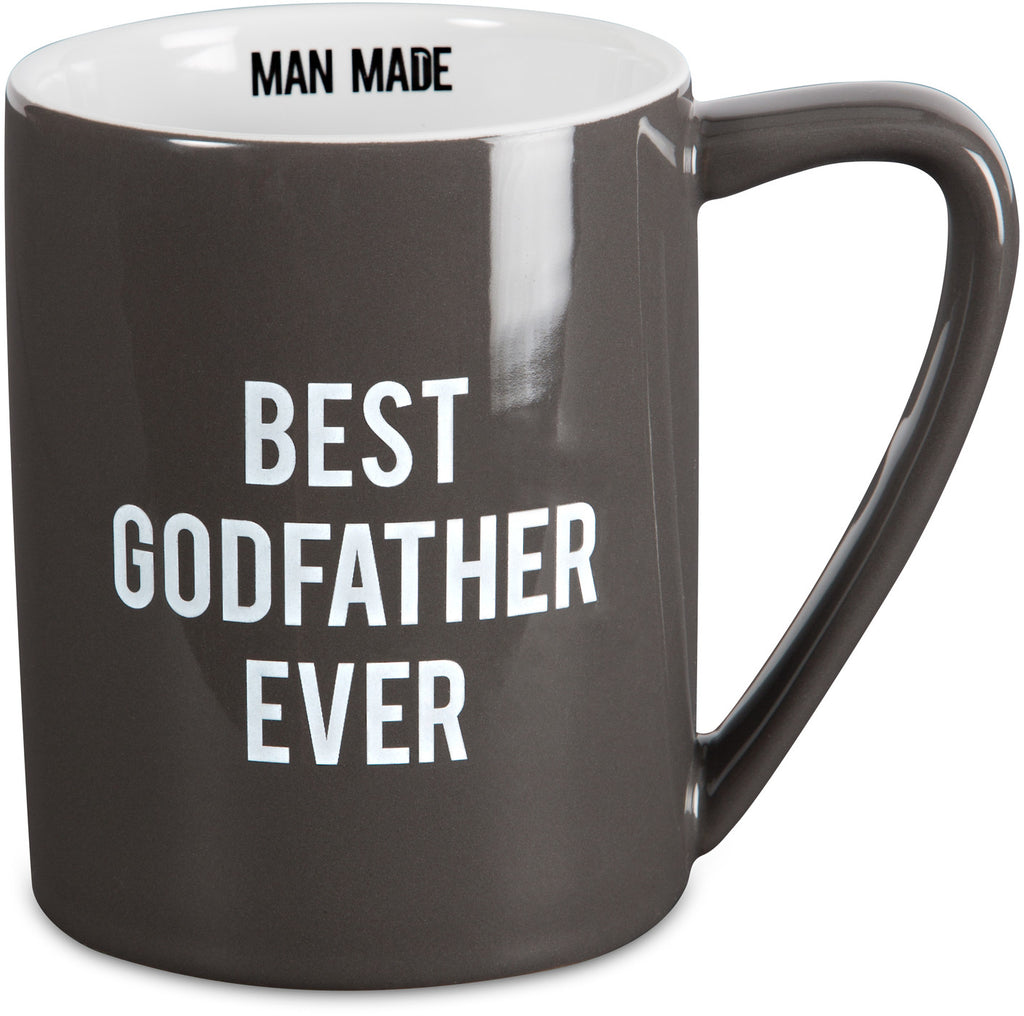 Best Godfather Ever Mug by Man Made - Beloved Gift Shop