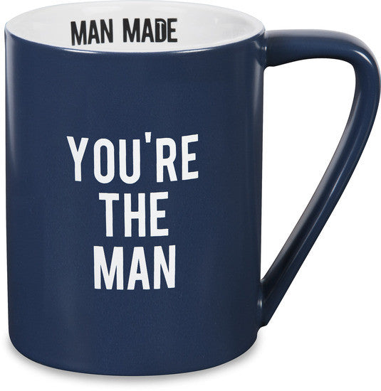 You're the man - Coffee & Tea Mug by Man Made - Beloved Gift Shop