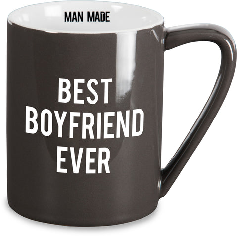 Best boyfriend ever Mug by Man Made - Beloved Gift Shop