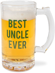 Best uncle ever Beer Stein Mug