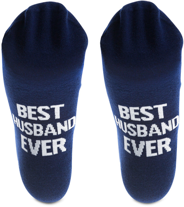 Best Husband Ever Men's Cotton Blend Socks Socks - Beloved Gift Shop