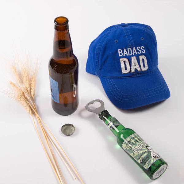 Grandpa's Famous Last Words: Hold my Beer and Watch This! Beer Bottle Opener Bottle Openers - Beloved Gift Shop