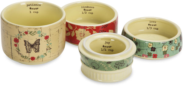 Live Simply Stacked Measuring Cups Measuring Cups - Beloved Gift Shop
