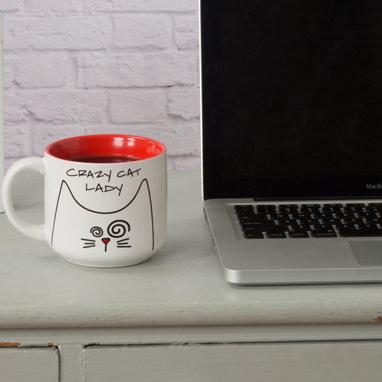 Crazy Cat Lady Mug Mug - Beloved Gift Shop
