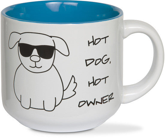 Hot dog hot owner Coffee Mug