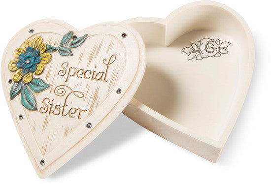 Special Sister Keepsake Box by Simple Spirits - Beloved Gift Shop