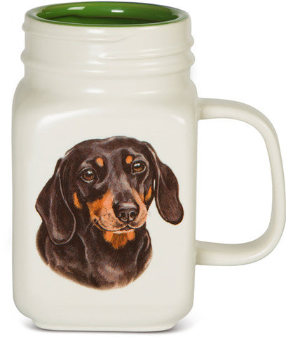 All you need is Love and a Dachshund Mug by Waggy Dogz - Beloved Gift Shop
