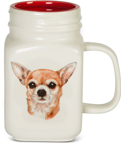 All you need is Love and a Chihuahua Mug by Waggy Dogz - Beloved Gift Shop