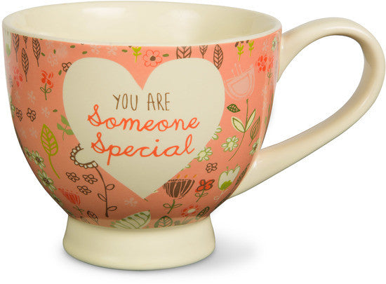 You are someone special Soup Bowl Mug by A Mother's Love - Beloved Gift Shop