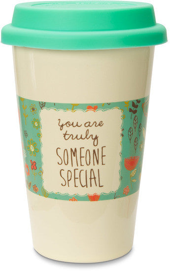 You are truly someone special Ceramic Travel Mug Travel Mug - Beloved Gift Shop