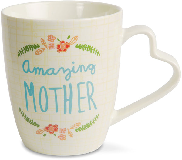 Amazing Mother Coffee Mug with Matching Gift Box