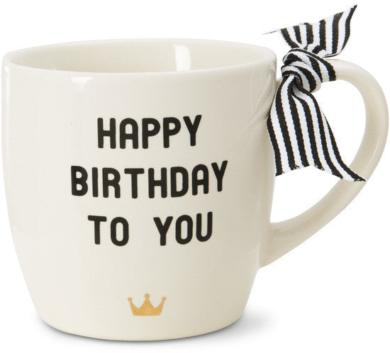 Happy Birthday to You Coffee Mug Mug - Beloved Gift Shop