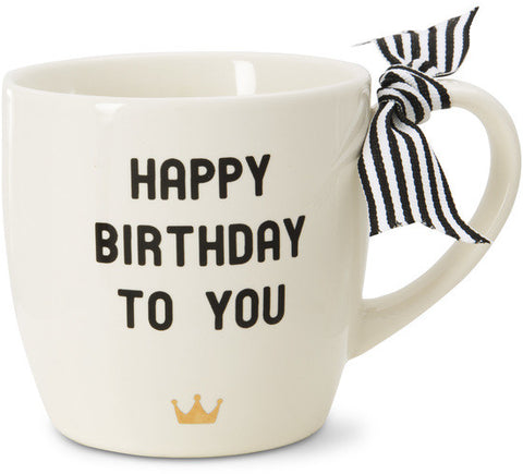 Happy Birthday to You - Coffee & Tea Mug by The Milestone Collection - Beloved Gift Shop