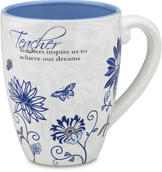 Teachers inspire us to achieve our dreams Mug