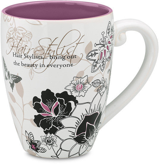 Hair Stylists...bring out the beauty in everyone Coffee Tea Beverage Mug Mug - Beloved Gift Shop