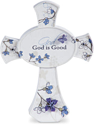 God is Good Self Standing Cross