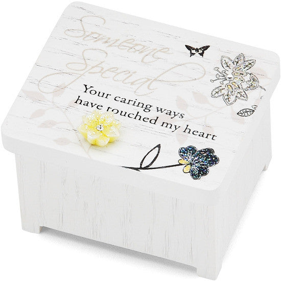 Your caring ways have touched my heart Keepsake Box Keepsake Box - Beloved Gift Shop