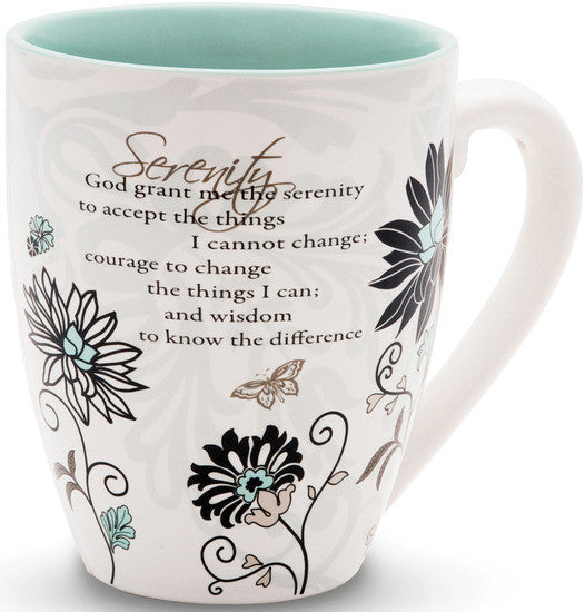 God grant me the serenity to accept the things I cannot change Mug Mug - Beloved Gift Shop