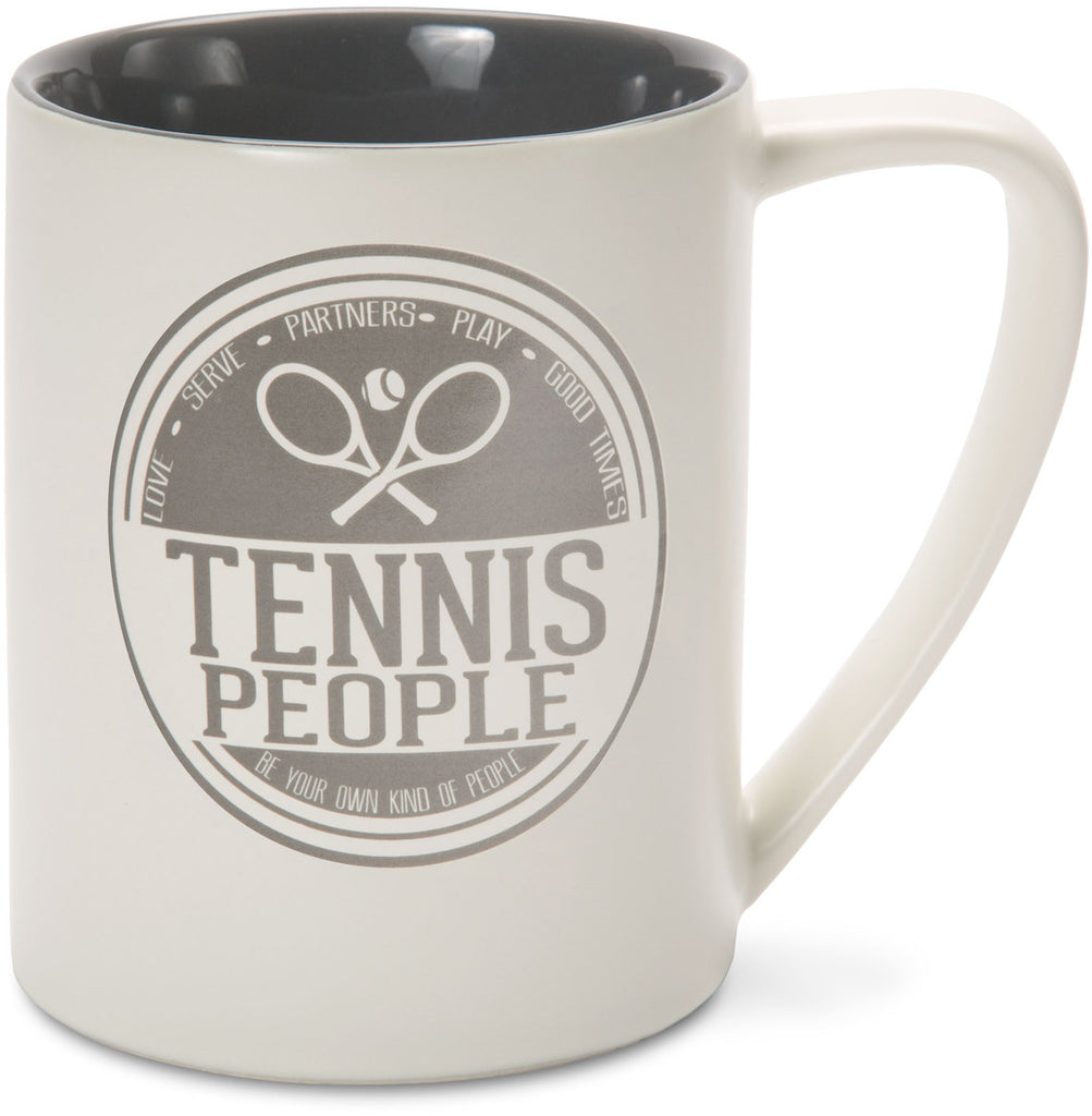 Tennis People Mug by We People - Beloved Gift Shop