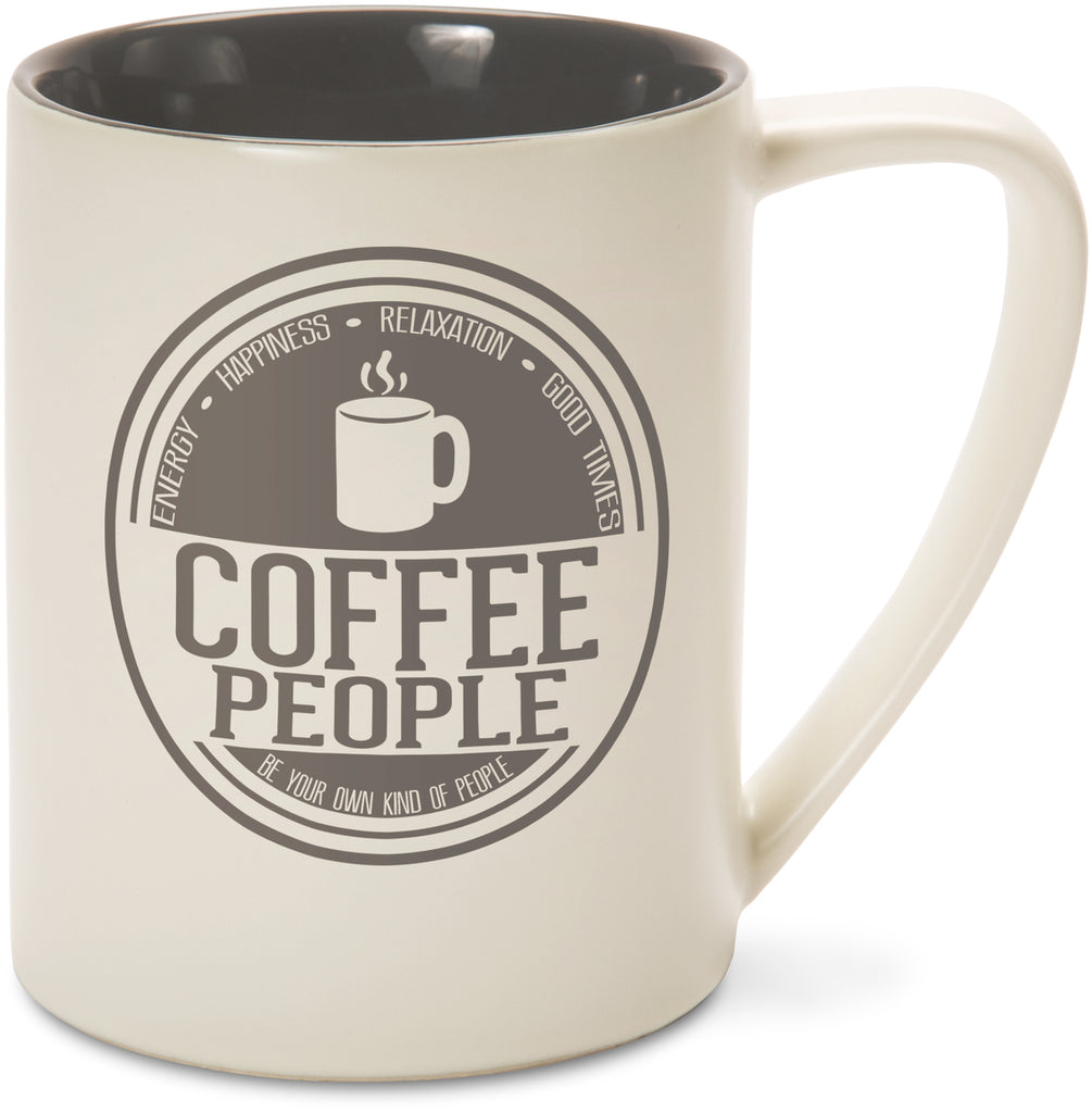 Coffee People Coffee Tea Beverage Mug Mug - Beloved Gift Shop